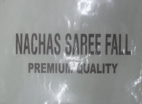 Synthetic Saree Fall