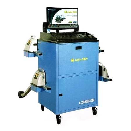Truck Wheel Alignment Machine