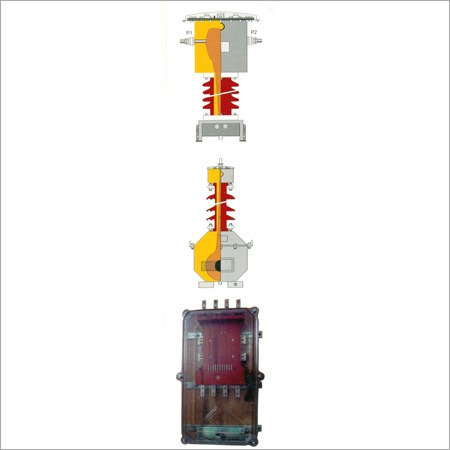 Oil Cooled Current Transformer