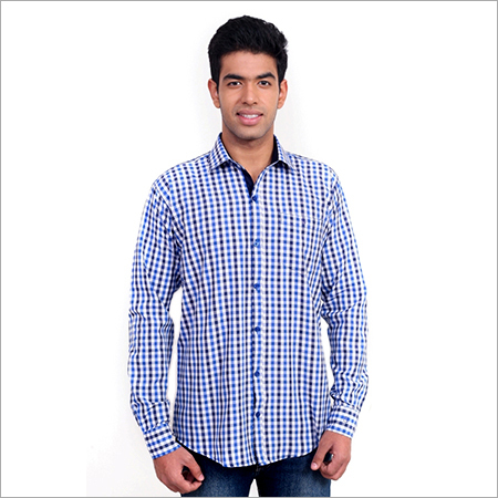 Slim Fit Full Sleeve Shirt