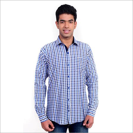 Slim Fit Full Sleeve Shirt