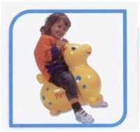 Cavallo 'rody' (kids can use them for hopping & multi activity play)