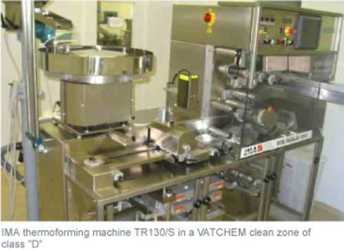 Pharmaceutical Machinery Part
