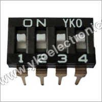 4 Way DIP Switch