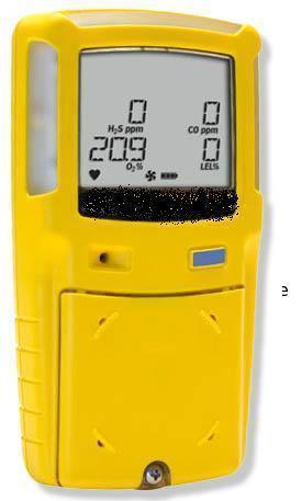 Hand Held Gas Detector