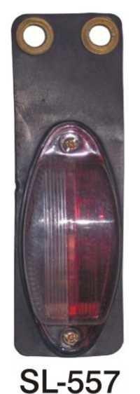Mud Flap Marker Lamp