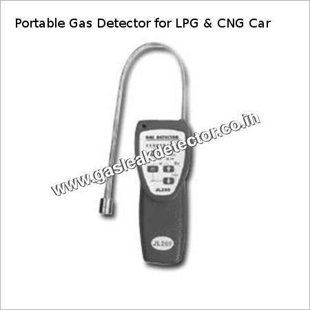 Portable CNG Gas Detector