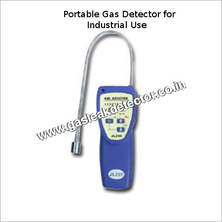 Portable Industrial Gas Detector