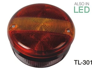 Combination Rear Lamp with Licence Light
