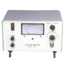 Solid- State VSWR Meter