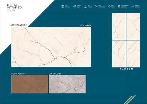 Ceramic Glazed Marble Tile