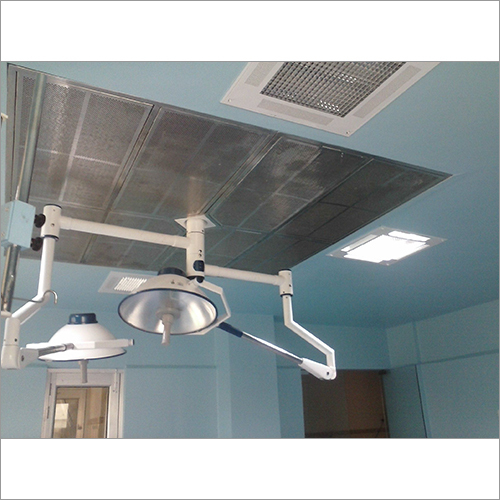 SS Diffusers Laminar Flow System