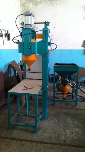 Pneumatic Shell Core Blower With Oven