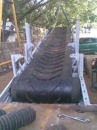 Chevron Belt Conveyor