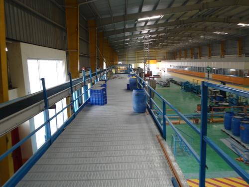 Drum Handling Conveyor System
