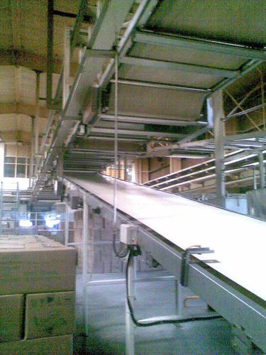 Corrugated Box Conveyor Systems