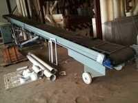 Rubber Belts Conveyor System