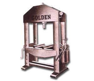 Hand Operated Hydraulic Press Machine