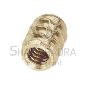Brass Fiber Sert Insert