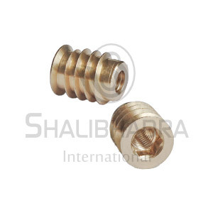 Hex Drive Threaded Inserts