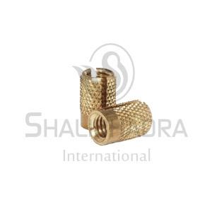 Brass Press Lock Type Inserts