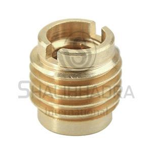 Brass Wood Inserts