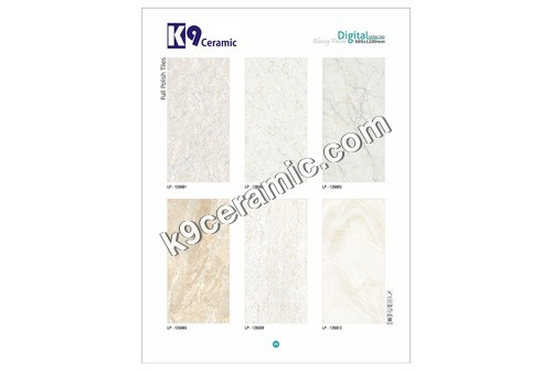 Vitrified Ceramic Tiles