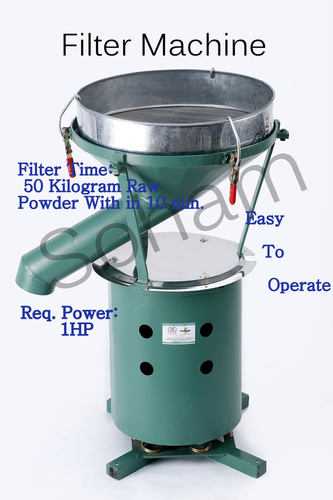 Powder Filter Machine REQ