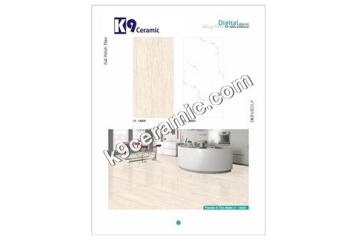Plain Vitrified Tiles