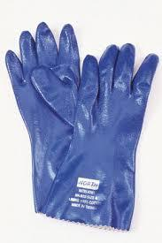 North By Honeywell : NK803 – Nitri-Knit™ - Supported Nitrile Gloves