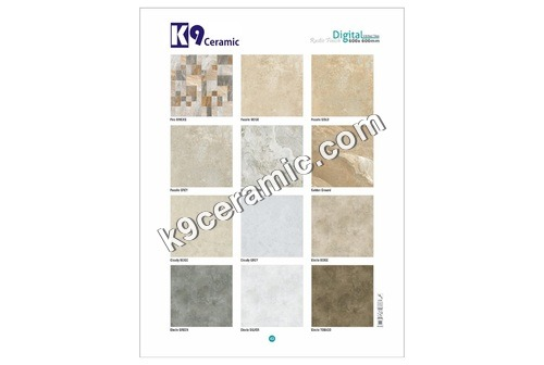 Industrial Vitrified Tiles