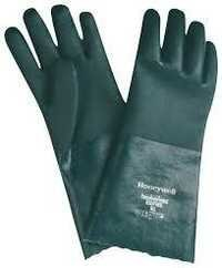 Honeywell Make : 850FWG Trawler King Green PVC glove
