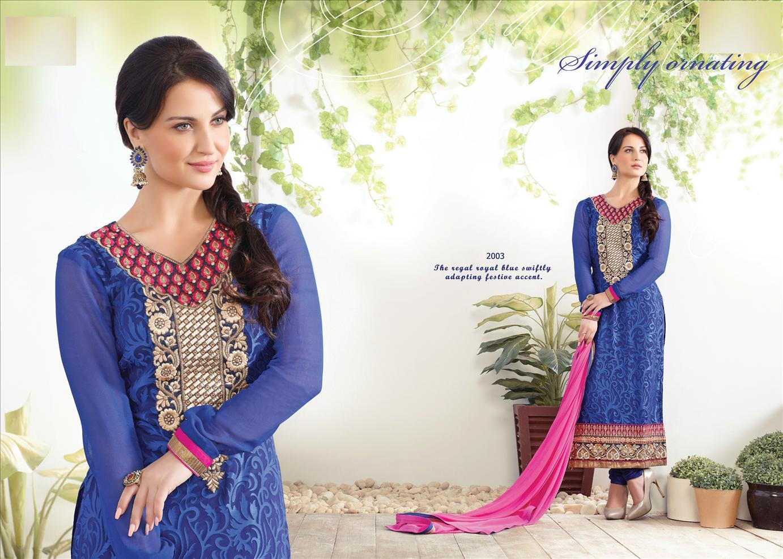 Bollywood Style Salwar Suit