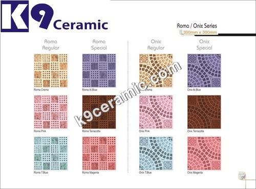 Digital Vitrified Floor Tiles