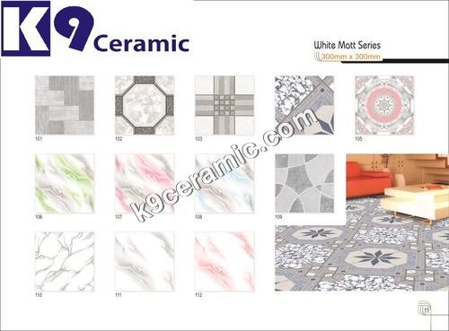Digital Ceramic Floor Tiles