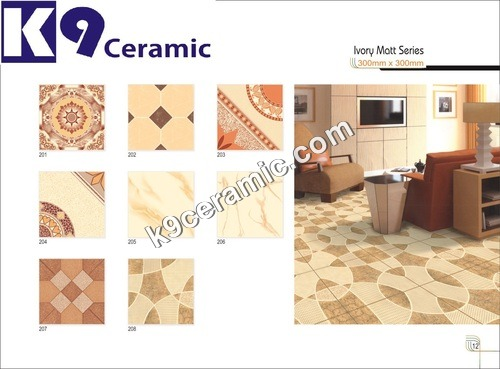 Printed Digital Floor Tiles