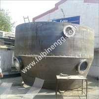 Gasifier Chamber Fabrication