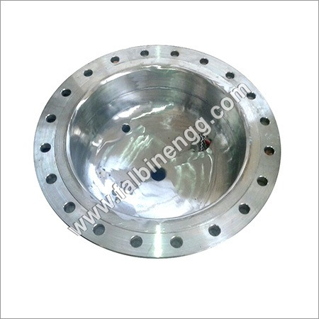 Stainless Steel Column End