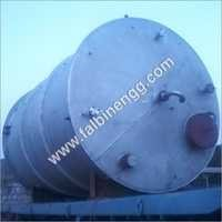 30 KL Stainless Steel Storage Tank