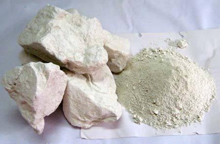 White Kaolin Clay