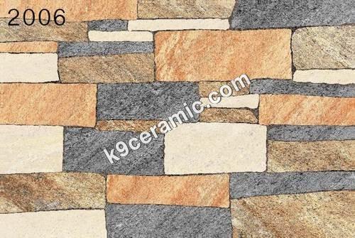 Exterior Elevation Tiles