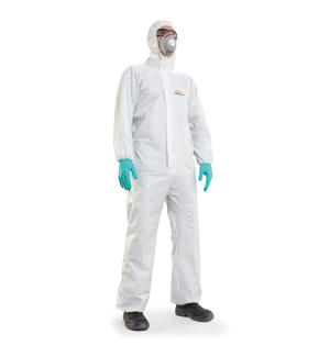 Honeywell : 4500500  Mutex Light – Disposable Type 5 & 6 Coverall