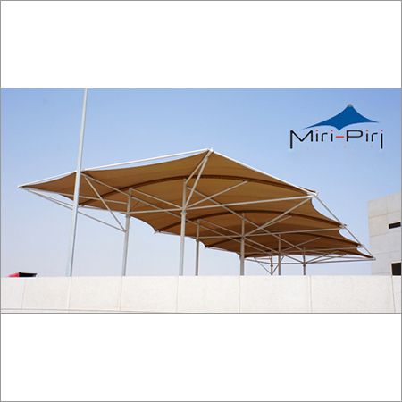 Tensile Roofing Structures