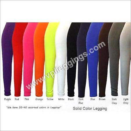 Designer Cotton Lycra Leggings