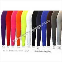 Designer Cotton Lycra Leggings