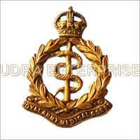 Brass Badge