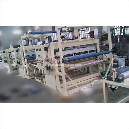 Flat Embossing Machine