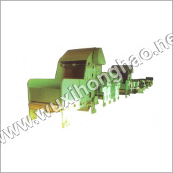Combined Wool Scouring Machine