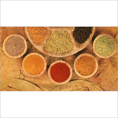 Fresh Indian Spices