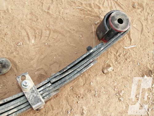 Multi link suspension